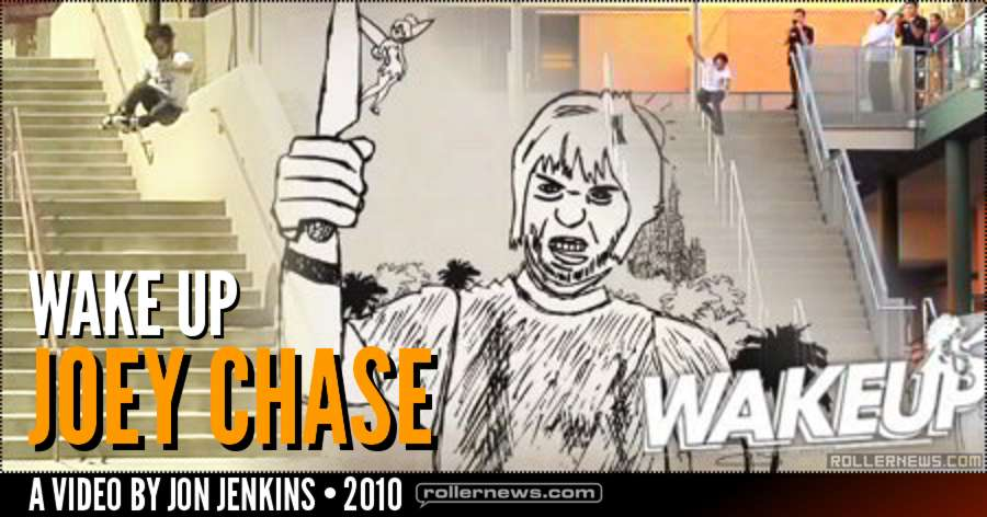 Joey Chase - Wake Up (2010) by Jon Jenkins