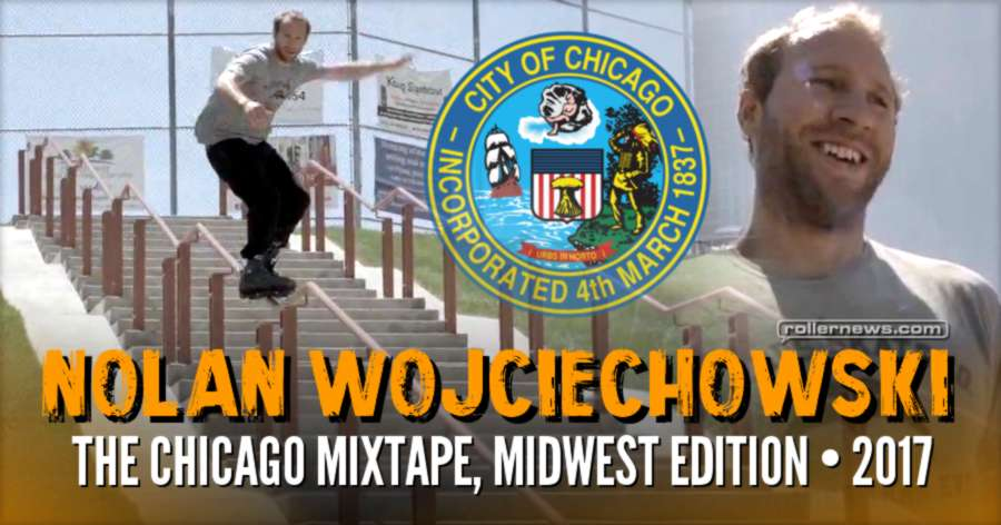 Nolan Wojciechowski - The Chicago Mixtape, Midwest Edition (2017) - Section from the VOD by Doug Sharley