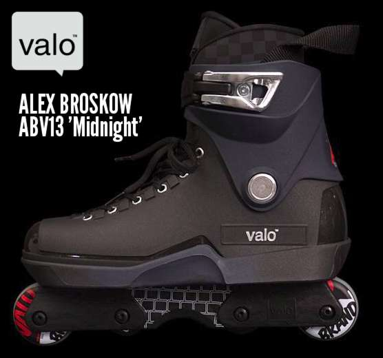 Valo Alex Broskow ABV13 'Midnight'