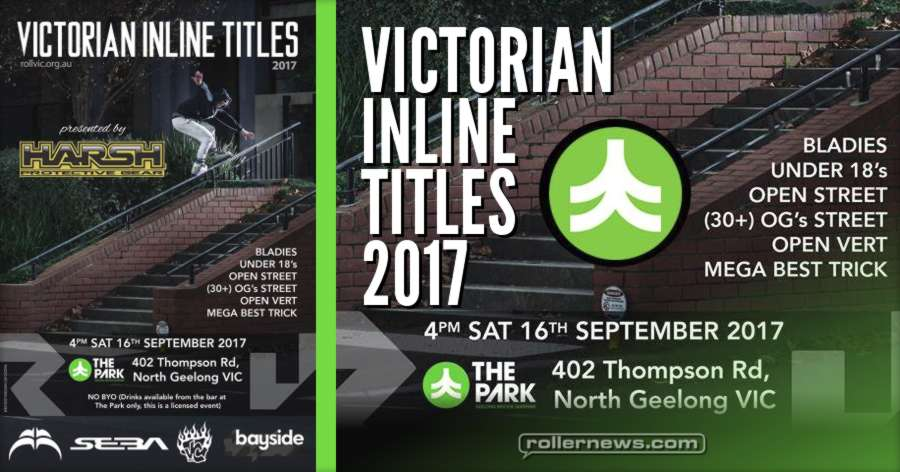 Victorian Inline Titles 2017 (Australia) - Mini Mega Comp @ The Park, Velvet Couch Edit