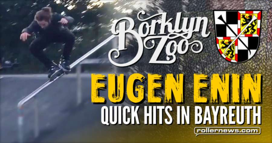 Eugen Enin - Quick Hits in Bayreuth (Germany, 2017) - Clips