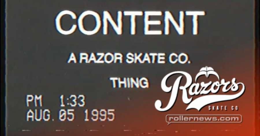 Jeph Howard - Razors Skate Co. - CONTENT Sections (2017)