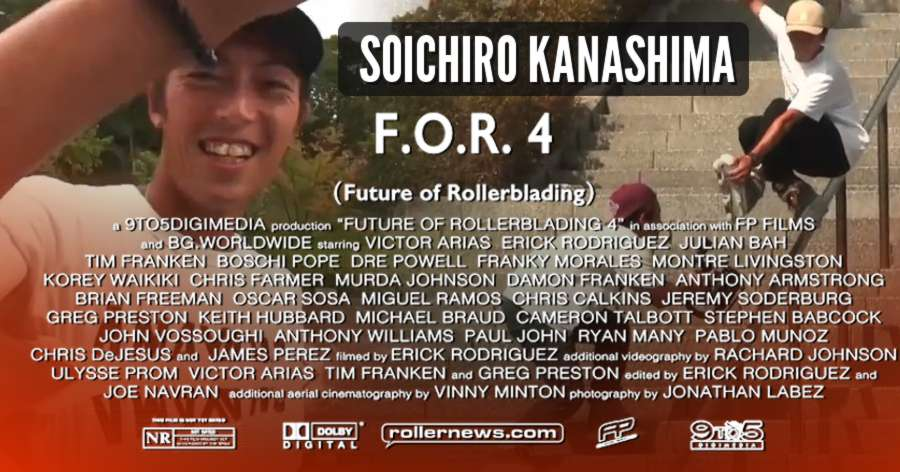 Soichiro Kanashima - F.O.R.4 (Bonus Section, long version) by Erick Rodriguez