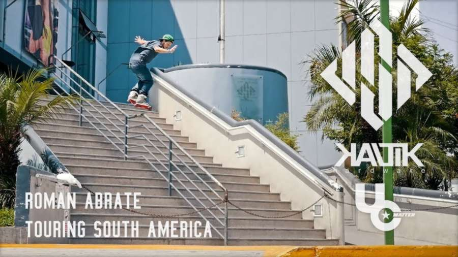 Roman Abrate touring South America - USD | Kaltik | Undercover