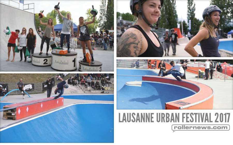 Lausanne Urban Festival 2017 - Official Edit