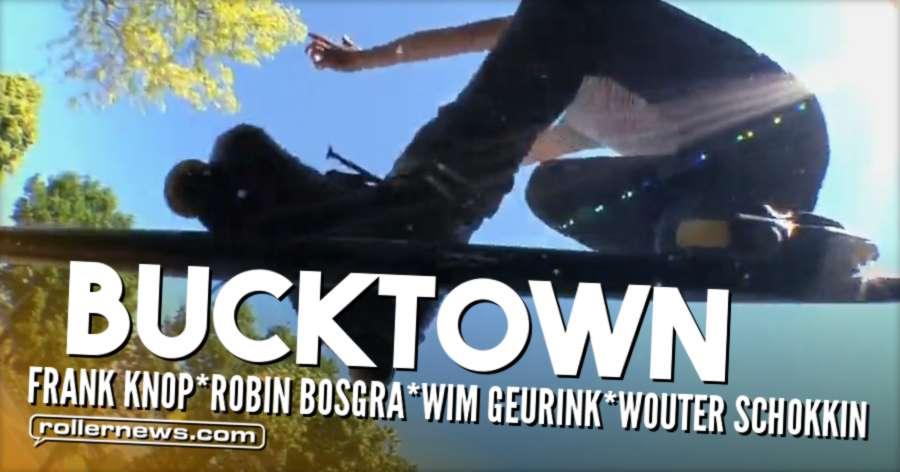 Bucktown (Netherlands, 2017) by Frank Knop