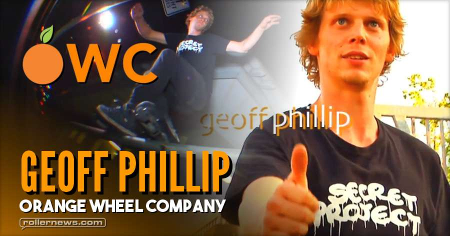 Geoff Phillip - Orange Wheel Company (2017)
