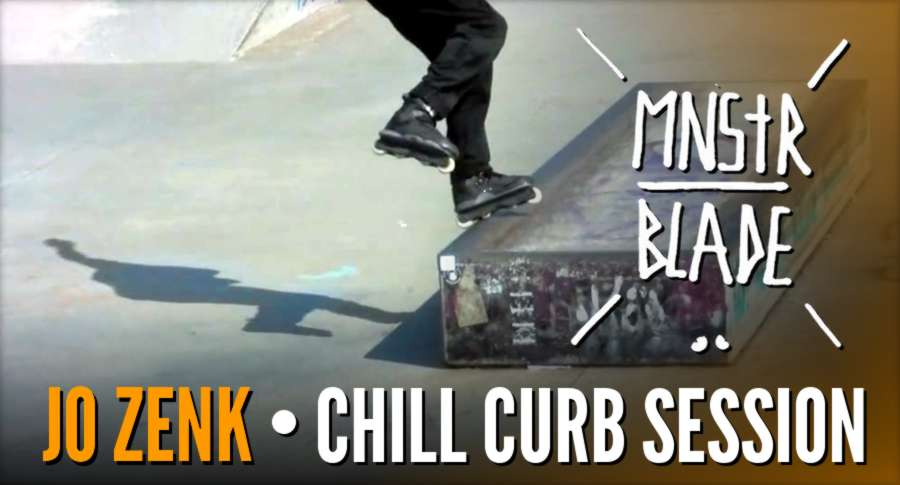 Jo Zenk - Chill Curb Session (2017)