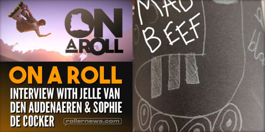 On a Roll - Mad Beef Podcast, Interview with Jelle Van den Audenaeren & Sophie de Cocker