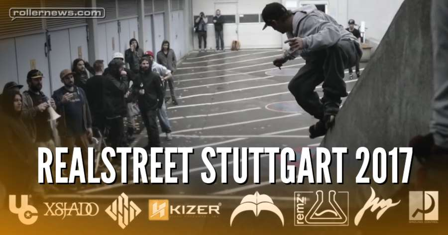 Realstreet Stuttgart 2017 - Official Edit by Wolfgang Appelt