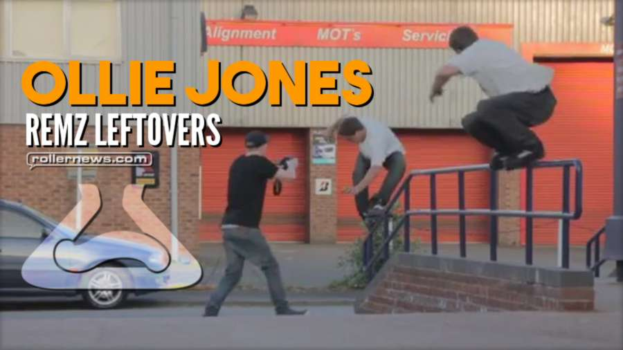 Ollie Jones (30) - Remz Leftovers (2017)