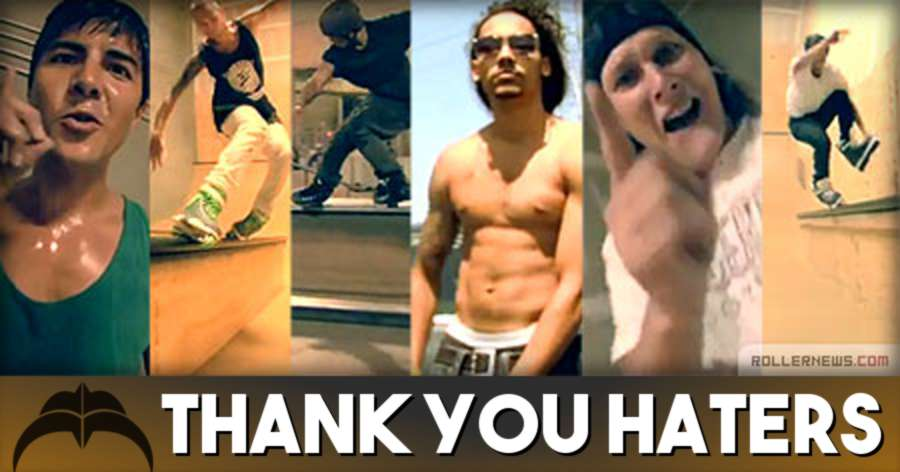 Thank You Haters (2012) by Brazilionaire - Featuring Brian Aragon, Iain McLeod, Dre Powell, Julian Bah & More