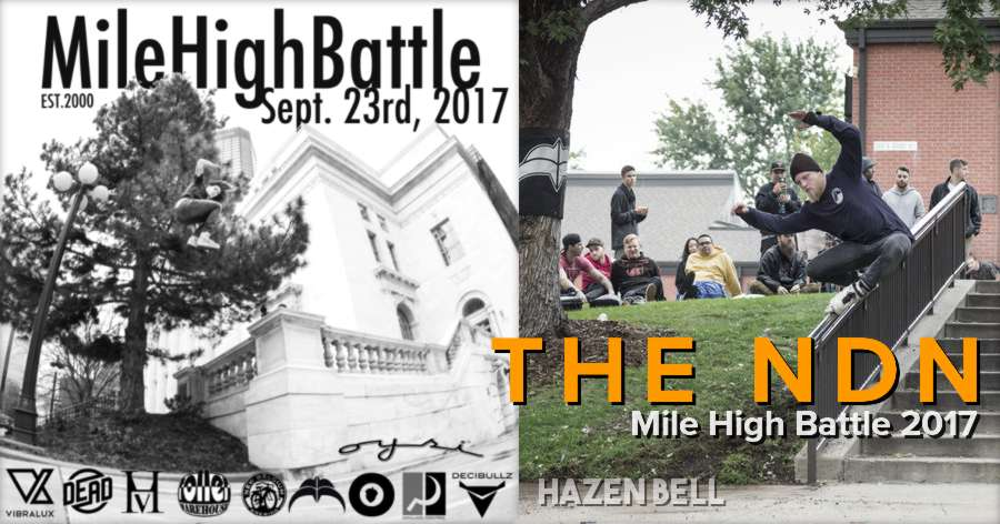 Mile High Battle 2017 - The NDN Photos and Report