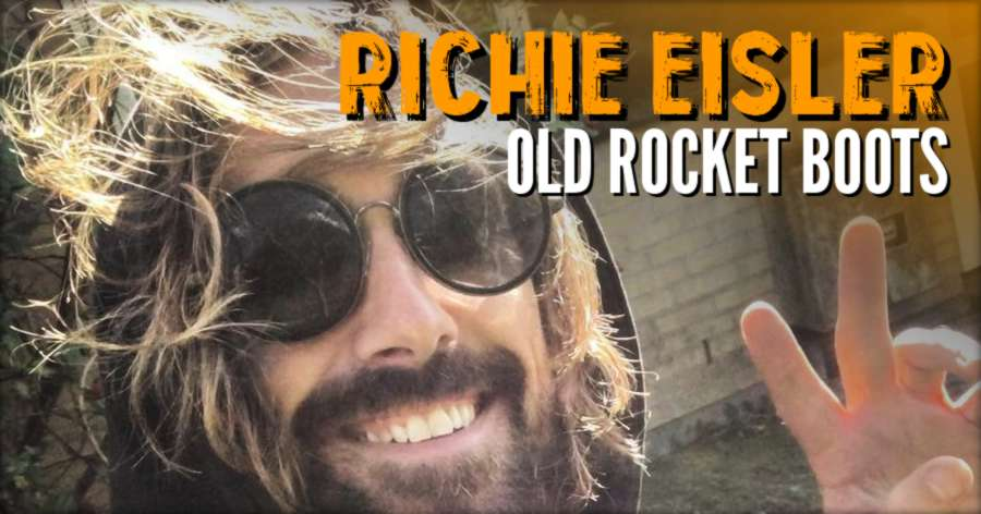 Richie Eisler: Old Rocket Boots - Clips
