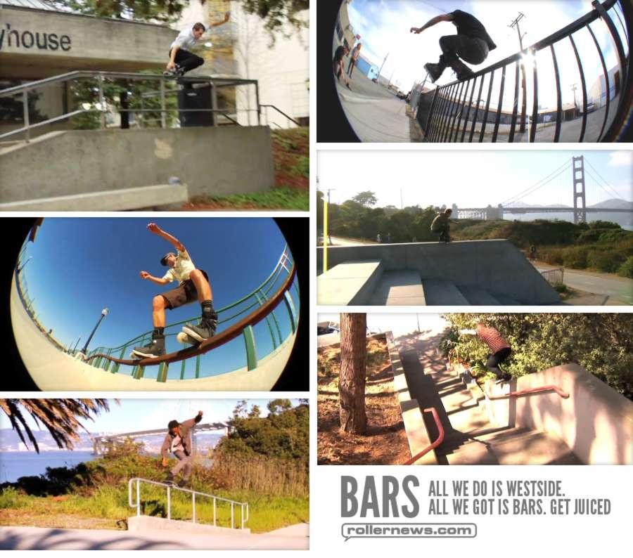 BARS (2017): Trailer 02 - Westside