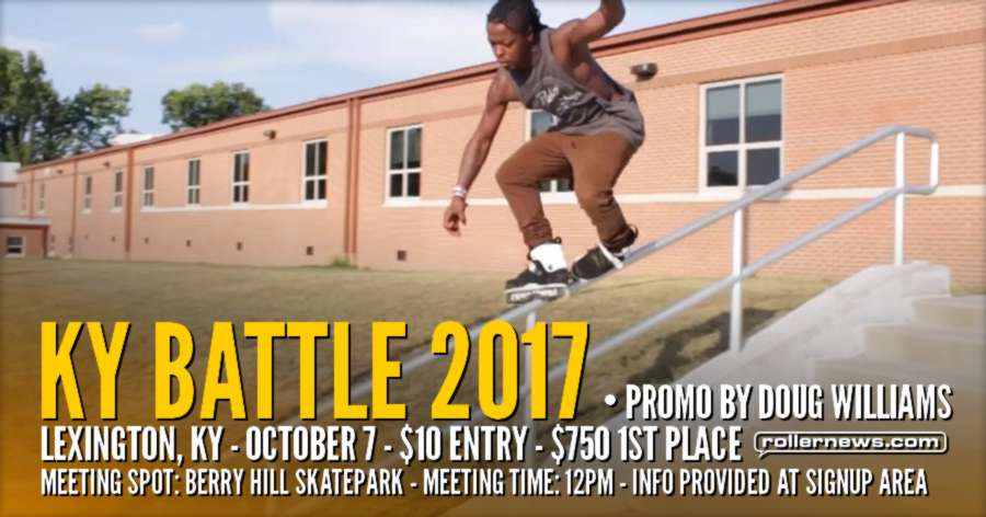KY Battle 2017 - Promo by Doug Williams