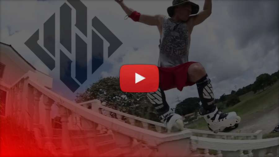 Legend on Aeons - Fridolin Eelbo in Panama - USD Skates (2016)