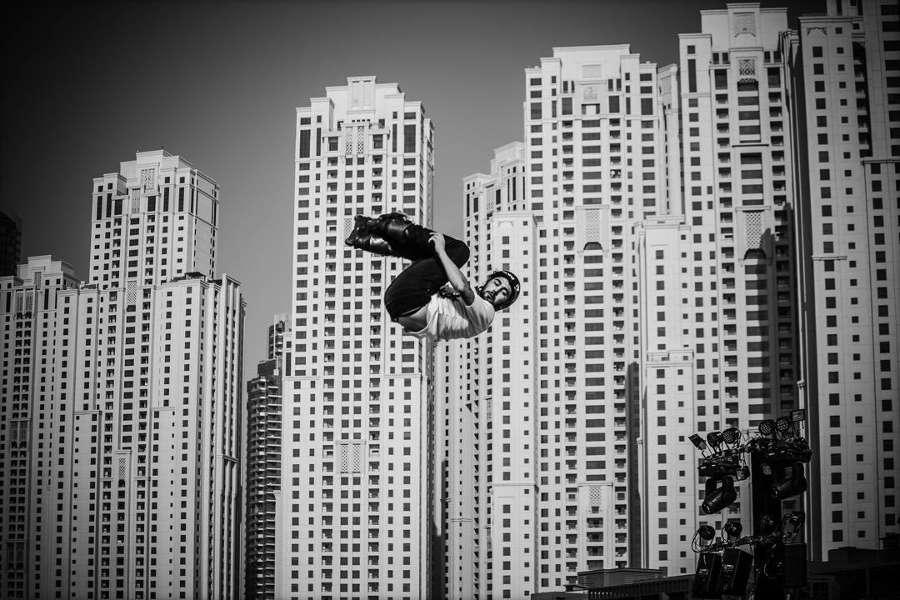 Picture of the Day: Julien Cudot - The Beach, Dubai (2017) - Photo: Max Shatrov