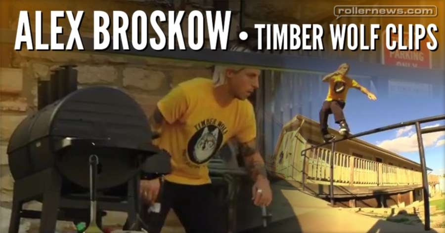 Alexander Broskow - Timber Wolf Clips