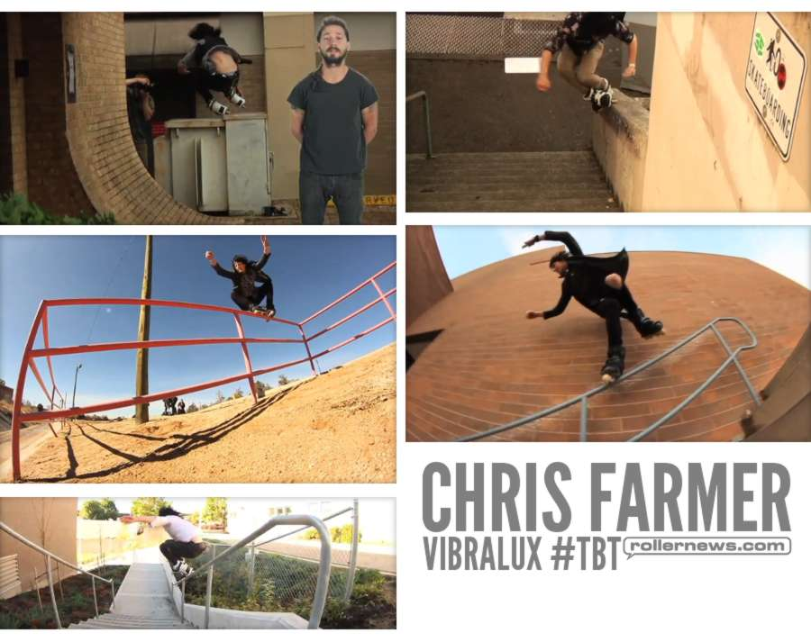 Chris Farmer - Vibralux #TBT With Thefarmacy