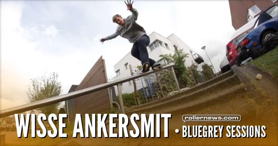 Wisse Ankersmit - Bluegrey Sessions (2017)