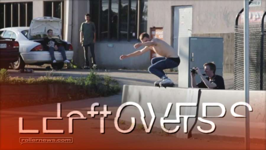 'Leftovers' (2010-2016) with Gav Drumm, Matthias Ogger, Robbie Pitts & Friends