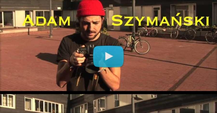 Adam Szymanski - Amsterdam (2016-2017) by Cavin Brinkman