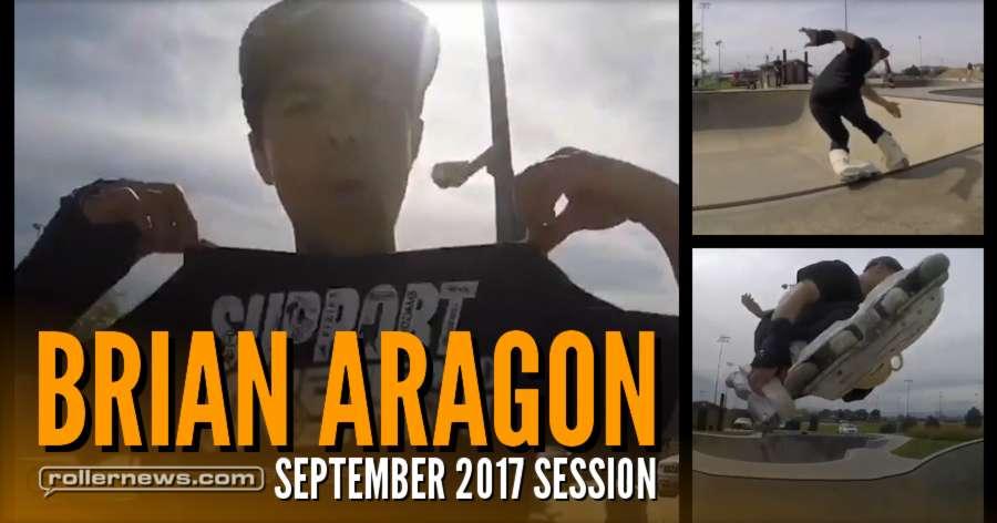 Brian Aragon - September 2017 Session