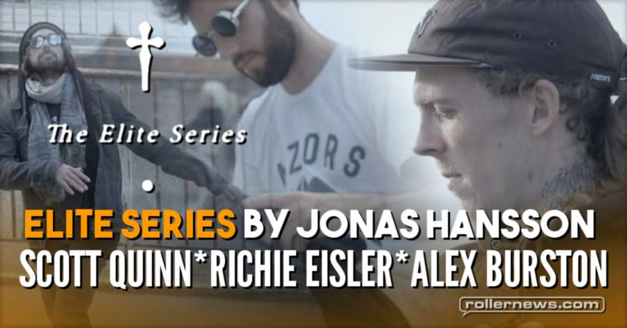 Elite Series by Jonas Hansson (2017) - Winter Teaser, featuring Scott Quinn, Richie Eisler and Alex Burston
