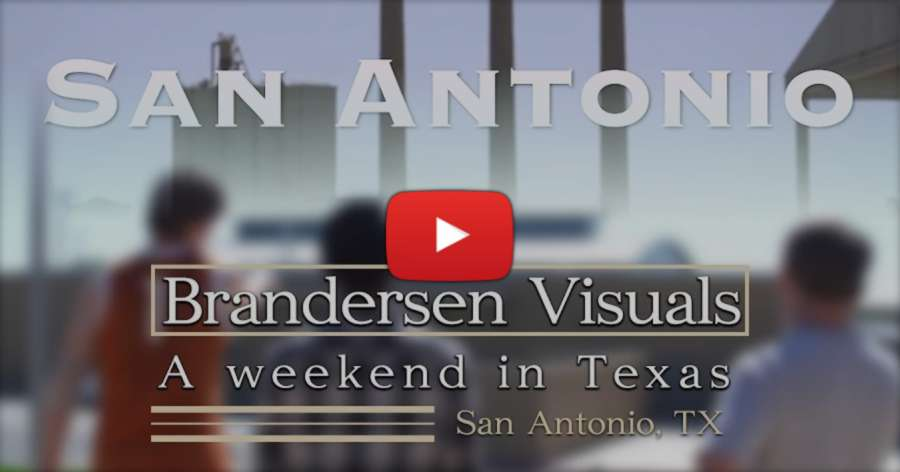 A Weekend in Texas - San Antonio by Brandon Andersen