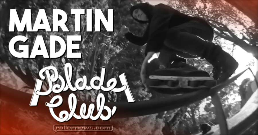 Martin Gade - Blade Club (Australia, 2017) by Glenn Beardmore