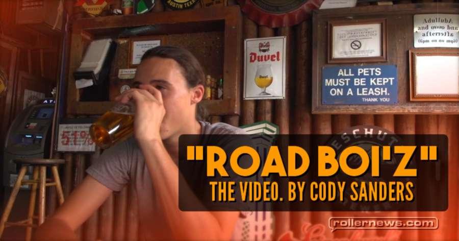 ''Road Boi'z'' (2017) by Cody Sanders