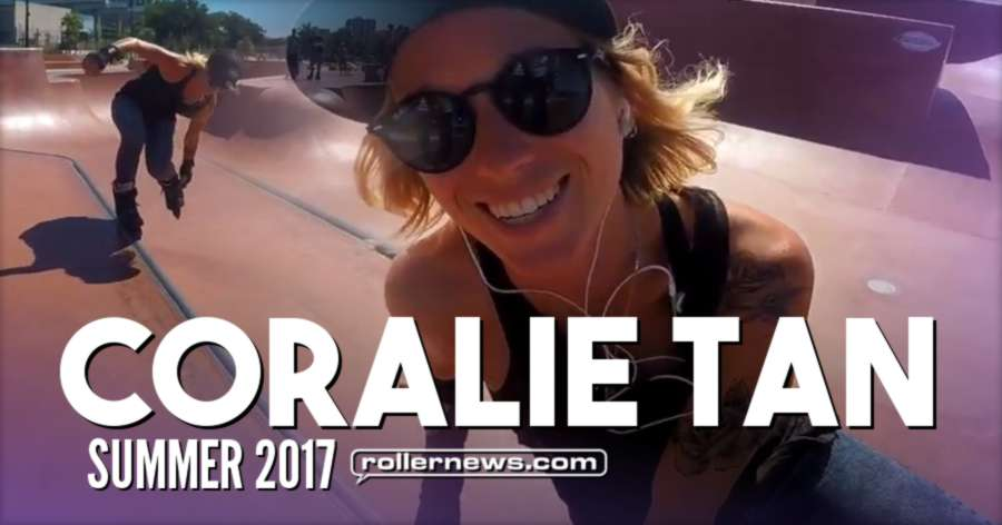 Coralie Tan (France) - Summer 2017