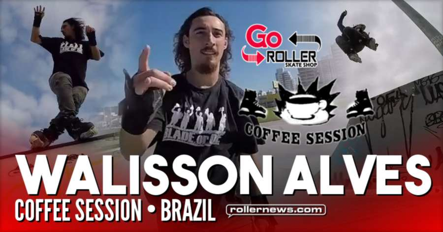 Walisson Alves (Florianopolis, Brazil) - Coffee Session (2017)