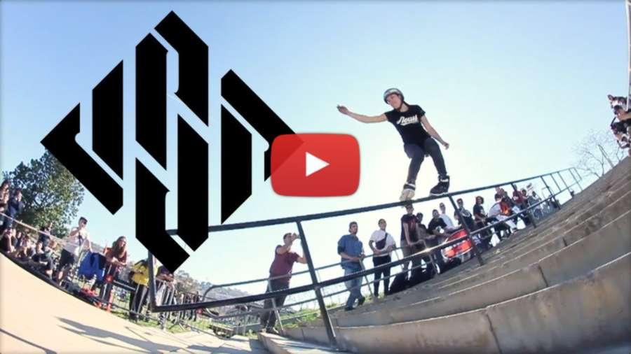 Mery Muñoz - USD Street Sessions (2017) - USD Skates
