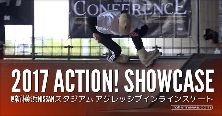 2017 Action (Japan) - Jam Session at Shin-Yokohama Nissan Stadium - Clips by Issei Sato