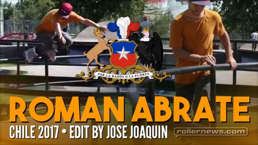 Roman Abrate - Chile (2017) by Jose Joaquin