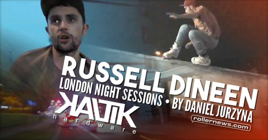 Russell Dineen - London Night Sessions (2017) - Kaltik Edit