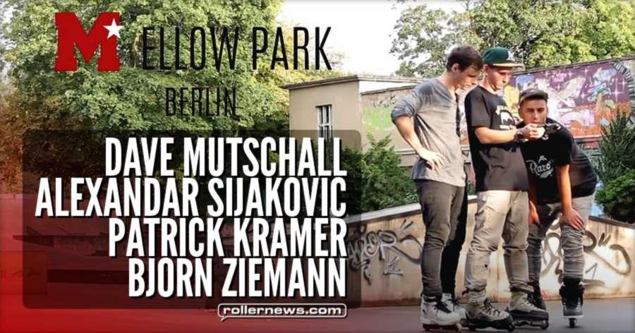 Berlin (Germany, 2017) - Mellow Park Session with Dave Mutschall, Alexandar Sijakovic & Friends