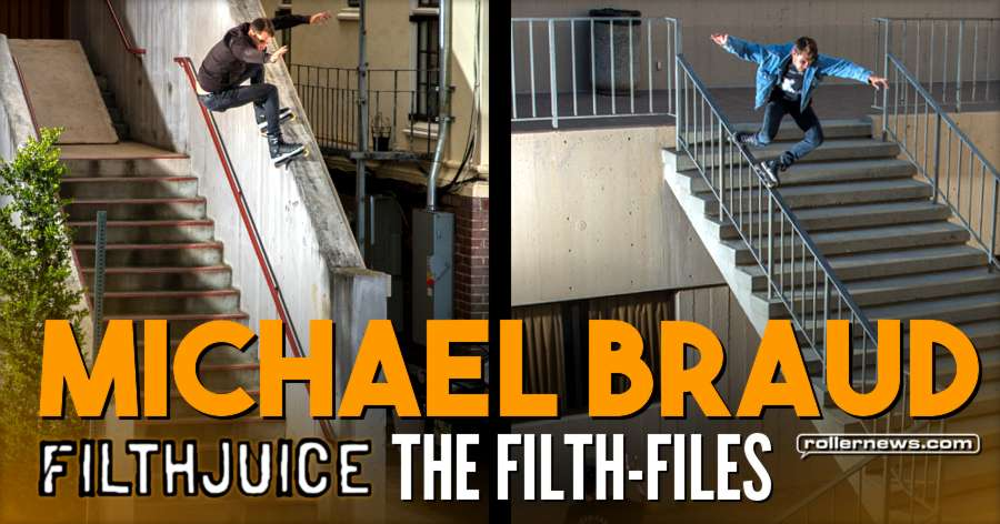 Michael Braud 'Gumby' - The Filth Files / Age 30 / Palo Alto