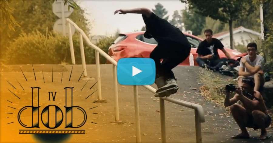 Dob4 (2017) by Pierre Ollivier & Ronan Algalarrondo - Trailer   Out on Sellfy!