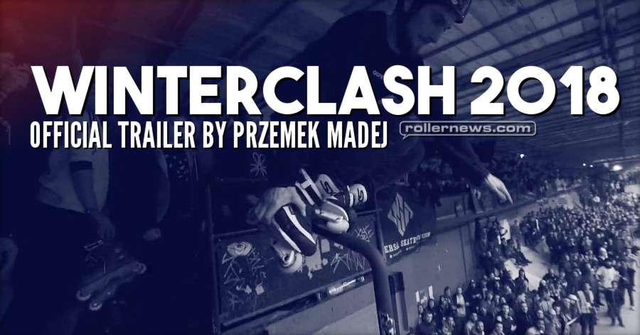 Winterclash 2018 - Official Trailer by Przemek Madej (Straight From Here)