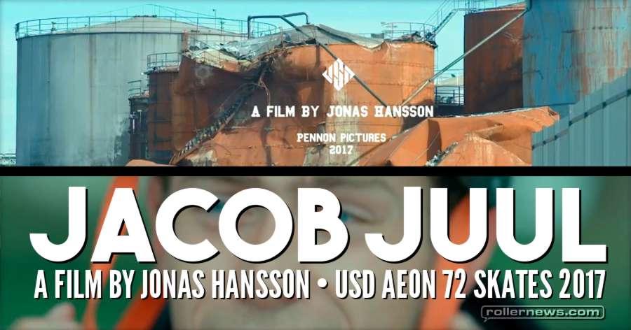 Jacob Juul - USD Skates (2017) by Jonas Hansson