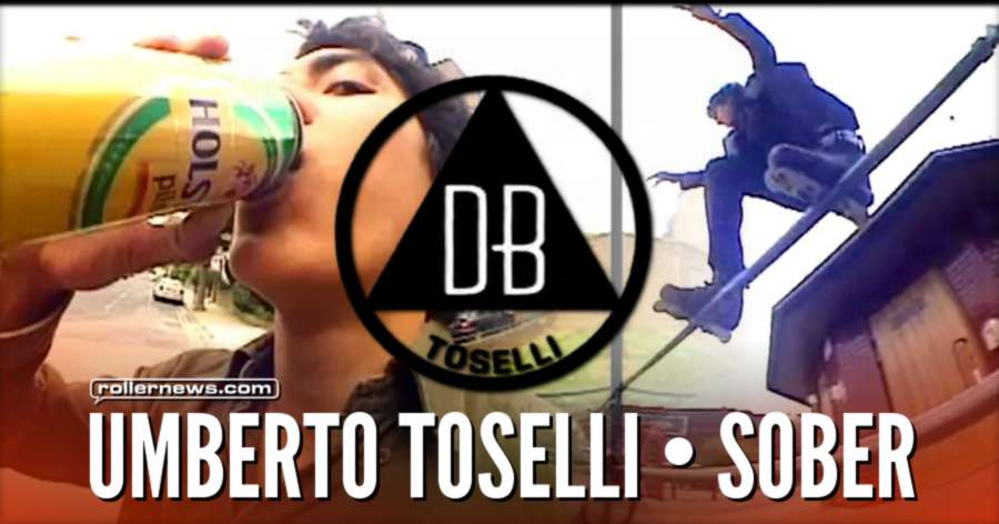 Umberto Toselli - Sober (2016) by Jon Lee