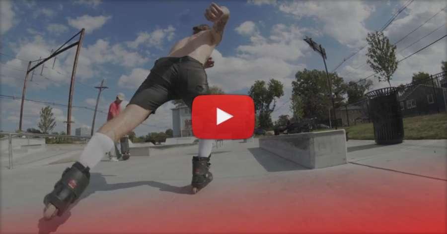 Austin Paz, Billy O'Neill & Joey Scannella - Quick Hits @ Cristiani Skatepark (NJ, 2017)