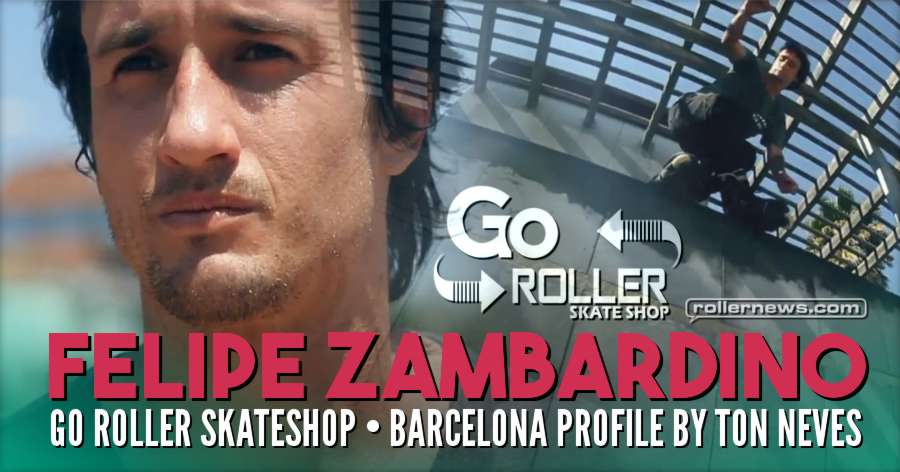 Felipe Zambardino (33, Brazil) - Barcelona Profile (2017) by Ton Neves