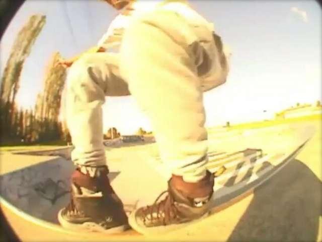 New Remz HR Skates spotted on Josiah Blee (October 2017)