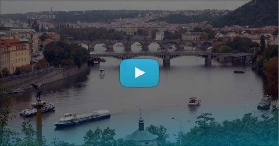 Rainy Day in Prague (2017) with Martin Schiffer