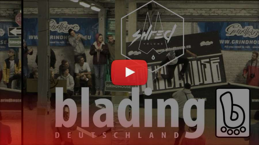 Shred Cologne 2017, Blading Festival in 4k - Edit by Daniel Enin (7 min) for Blading Deutschland