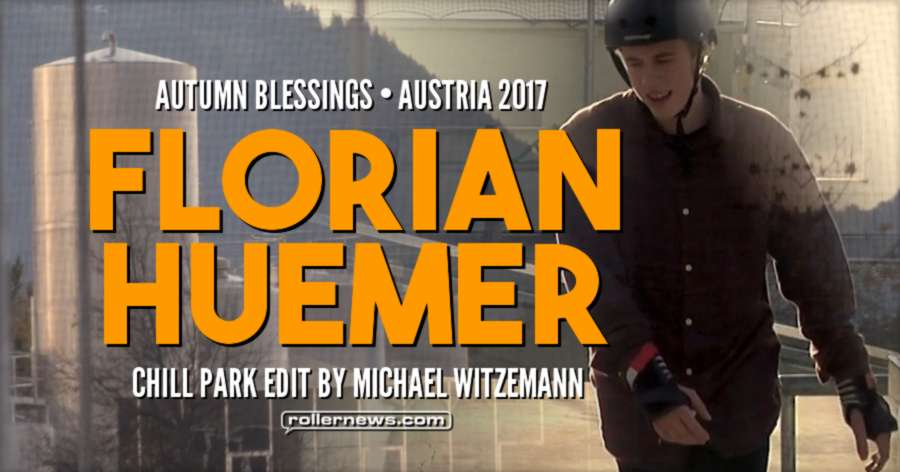 Florian Huemer - Autumn Blessings (Austria, 2017) by Michael Witzemann